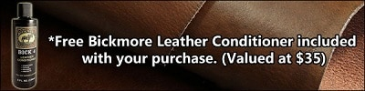 Free Bickmore Leather Conditioner