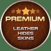 Premium Leather Hides & Skins