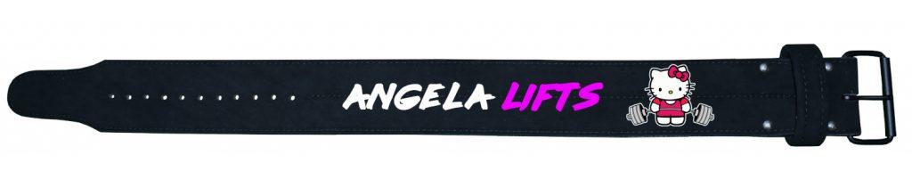 Custom Volk Belt – Angela Lifts
