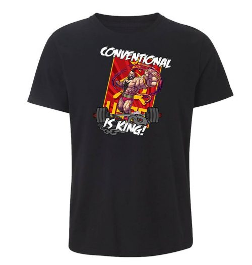 Conventional is king T-Shirt