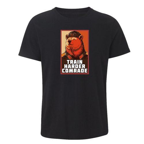 Train Harder Comrade T-Shirt