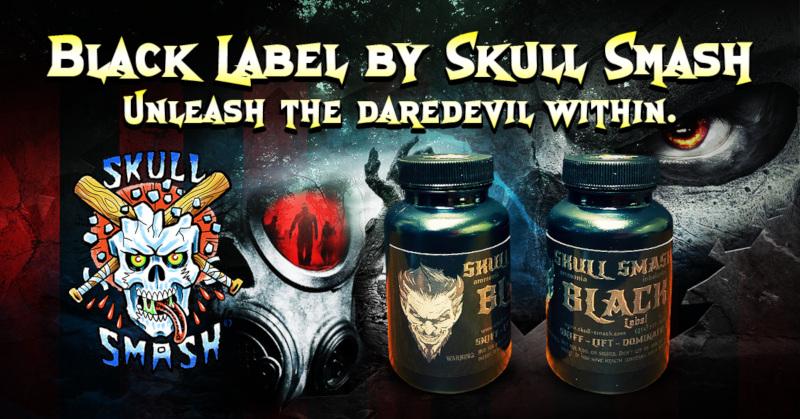 Black LABEL by Skull Smash!
