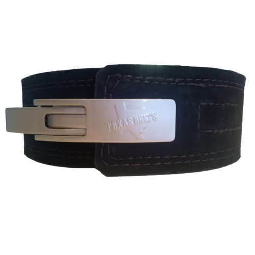 Brahma Black Lever Belt