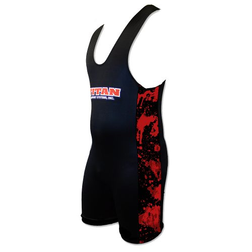 Blood Splatter Sides Singlet