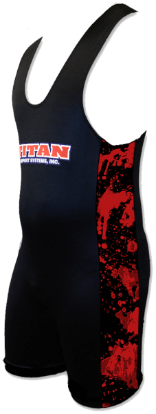 Blood Splatter Singlet
