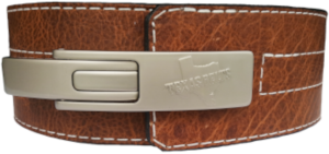 Longhorn Bison Brown lever