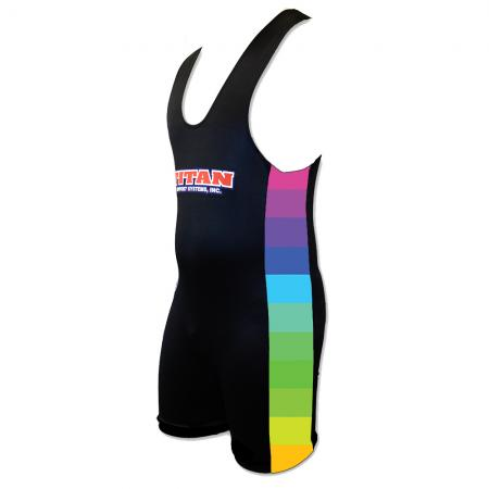 Tropical Sides Singlet