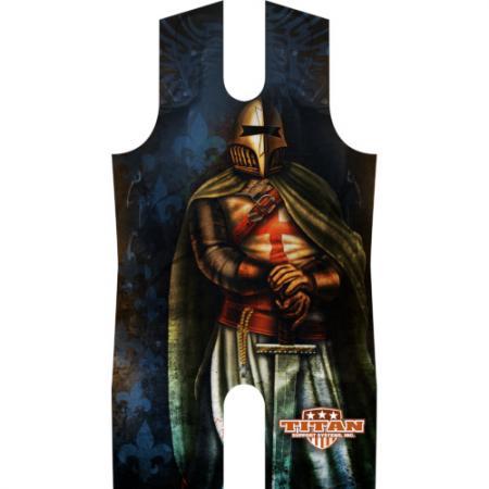 templar knight singlet-front